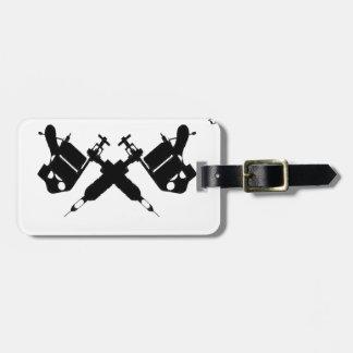 Set 2 luggage tag