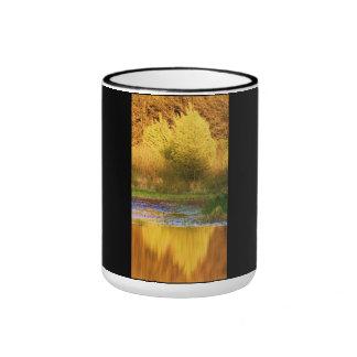 Set Ablaze Outdoor Photography Products Ringer Mug