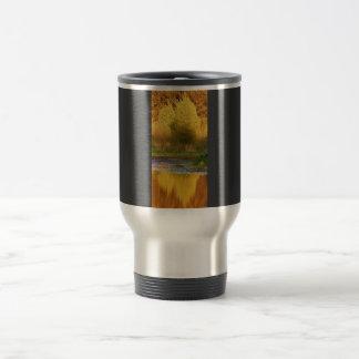 Set Ablaze Outdoor Photography Products Travel Mug