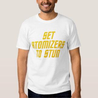 Set Atomizers to Stun T-shirt