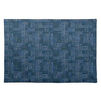 Set de mesa Krik Krak Blue Mantel Individual