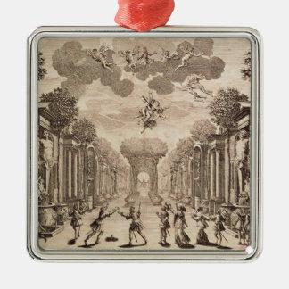 Set design 'Andromede' Metal Ornament