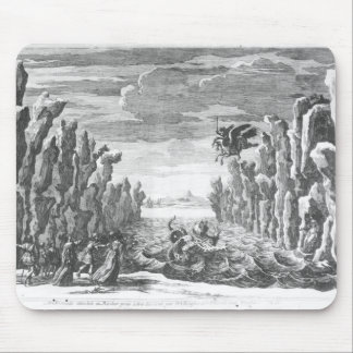 Set design by Torelli for 'Andromede' Mousepad