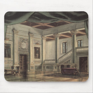 Set design for Act III Mouse Pad