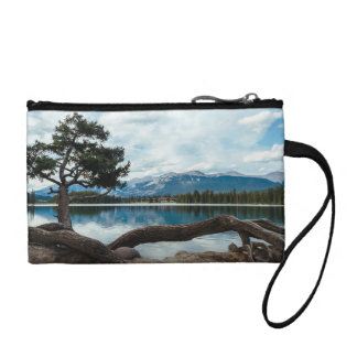 Set down your roots to find peace change purse