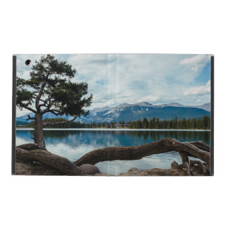 Set down your roots to find peace iPad cover