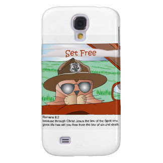 Set Free from the Law Galaxy S4 Covers