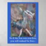 """""""Set Free"""" Poster"""
