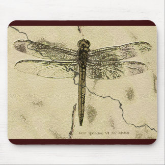 Set in Stone Mouse Mat