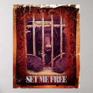 Set me free - Poster