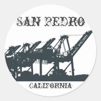 Set of 20 SP Cranes Stickers
