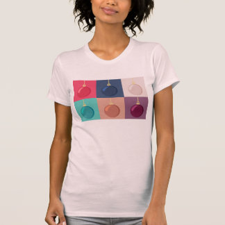 Set of Christmas baubles / T-Shirt
