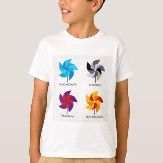 Set of color schemes T-Shirt