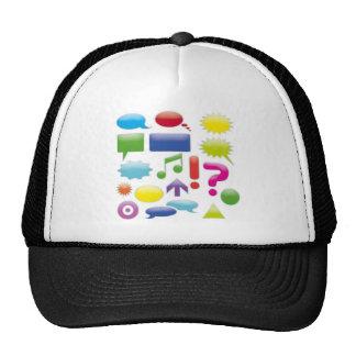 Set of Symbols Trucker Hat