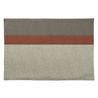 """Set of table """"Ground of autumn """" Cloth Placemat"""