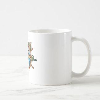 Set sail for a funny tale coffee mug