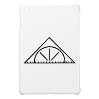 Set square iPad mini cases