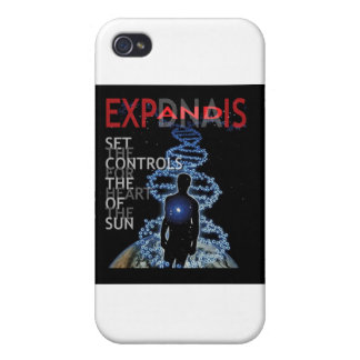 Set The Controls For The Heart Of The Sun iPhone 4 Cover