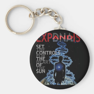 Set The Controls For The Heart Of The Sun Keychains