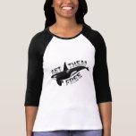 Set them free orca T-Shirt