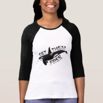 Set them free orca T-Shirt