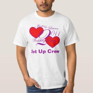 Set Up Crew Shirt