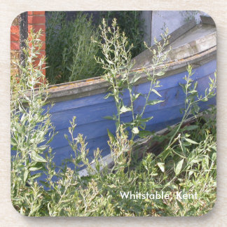 Set Whitstable Old Blue Boat Coasters (6)