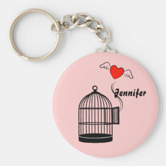 Set your heart free 2 keychains
