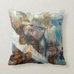 Set Yourself on Fire Throw Pillows