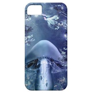 seta azul iPhone 5 carcasas