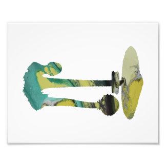 seta de parasol fotografía