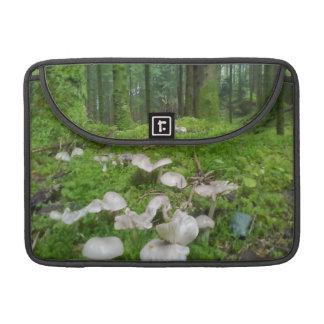 Seta del bosque funda para macbook pro