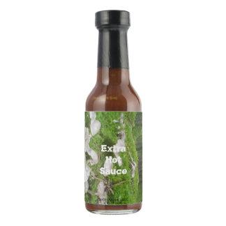 Seta del bosque salsa picante
