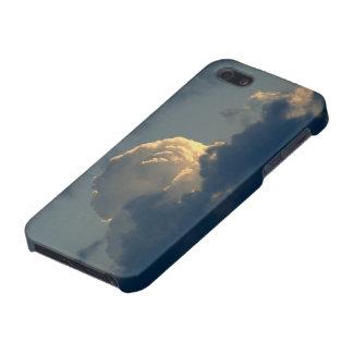 Seta del cielo iPhone 5 protectores