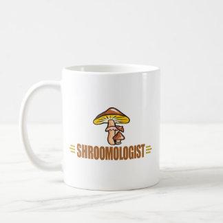 Seta divertida tazas de café