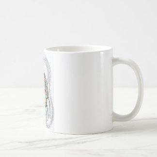 Seta infectada taza