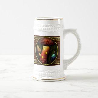 Seta - seta mágica jarra de cerveza
