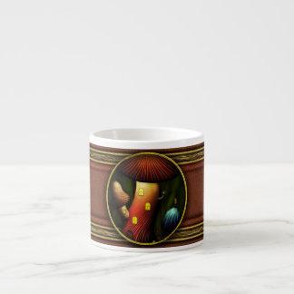 Seta - seta mágica taza espresso