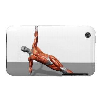 Setanta Push Up 2 Case-Mate iPhone 3 Cases