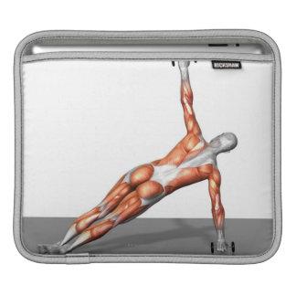 Setanta Push Up 3 Sleeves For iPads