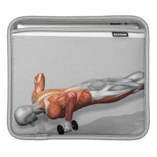 Setanta Push Up 4 Sleeves For iPads