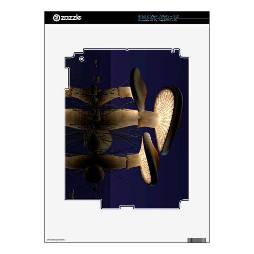 Setas de J. Matthew Root iPad 2 Skins