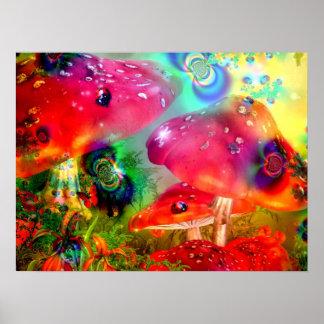 Setas mágicas - poster