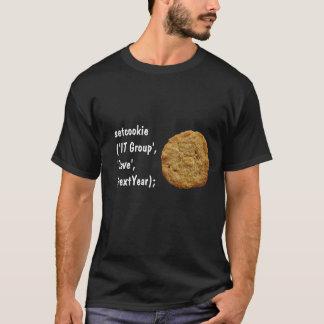 Setcookie Computer Geeks Crispy Cookie Tee