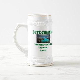 Sete Cidades (Azores) Brewing Company Stein