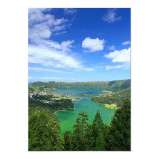 Sete Cidades - Azores Card