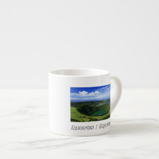 Sete Cidades - Azores Espresso Cup