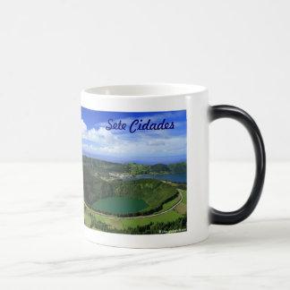 Sete Cidades - Azores Magic Mug