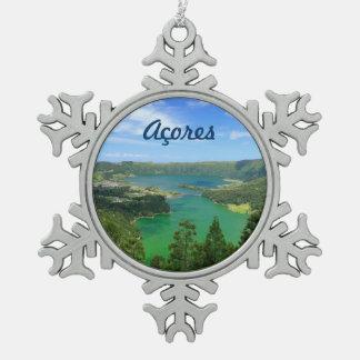Sete Cidades - Azores Ornament