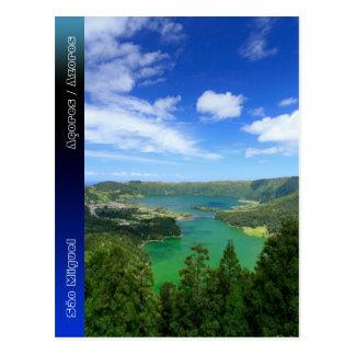 Sete Cidades - Azores Postales